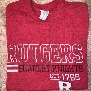Goldman Rutgers t-shirt